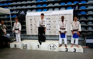 Tournoi de Harnes Label Excellence Cadet(te)s