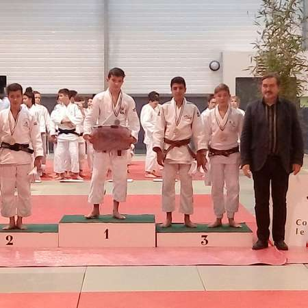 Tournoi national cadets Cormelles Le Royal